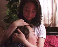 野宮凛子 これが熟女の食べ方 「最近母がキレイになったと思ったら若い男と遊んでいた」